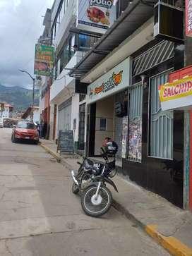 Alquilo local comersial a media cuadra de mercado sentral cajabamba