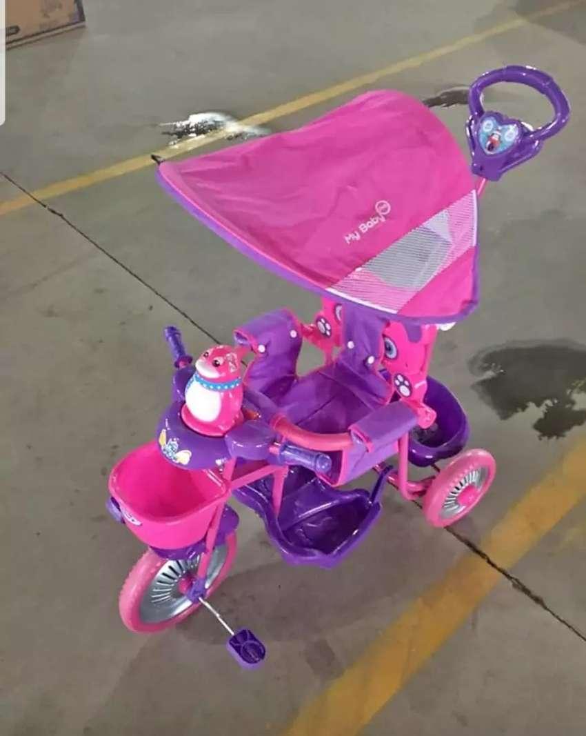 Triciclo de.nenas 0