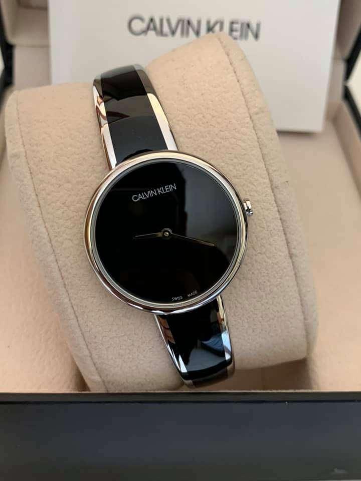 Reloj Calvin Klein K4E2N1 nuevo para dama