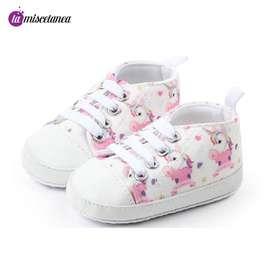 Zapatos blancos - Unicorn