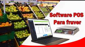 Software POS para fruver