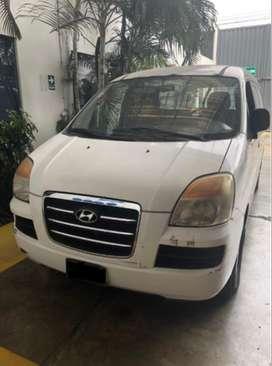 Camioneta Hyundai H1