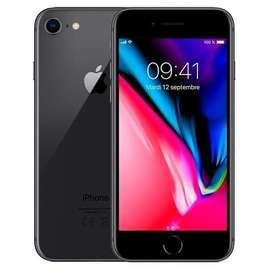 Iphone 8 de 64GB Apple Libre USADO + cargador