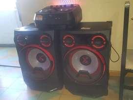 Equipo de sonido LG XBOOM CK99