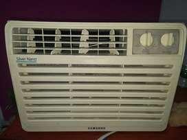 Se vende aire acondicionado samsung de ventana