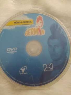 CD el man es Germán promoción!!!