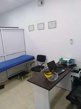 Medico para compartir consultorio
