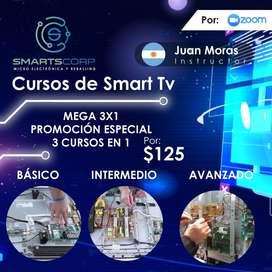 ️ CURSOS REPRACIÓN DE SMART TV