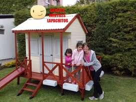 casitas infantiles de madera para niños casas arboles