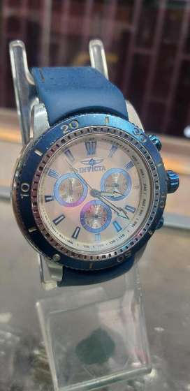 Invicta Azul original