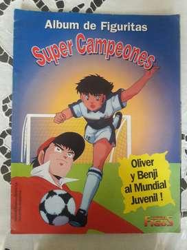 Album Super Campeones De Coleccion Completo!!!