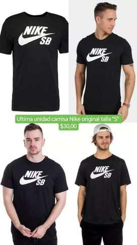Camisa original nike stock talla S unico