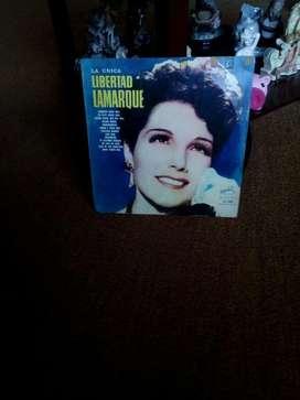 Libertad Lamarque disco Vinilo Long Play