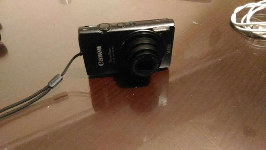 Cámara Digital Canon de 16,1 mp Powershot Elph 110 Hs 16.1 Mp Cmos 0