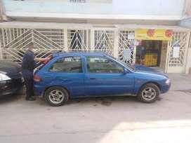 Se vende Mitsubishi mirage 2 puertas