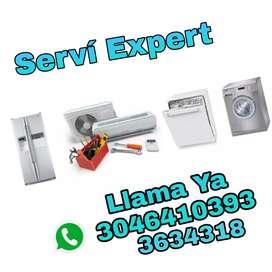 Servicio técnico de reparación electrodomésticos
