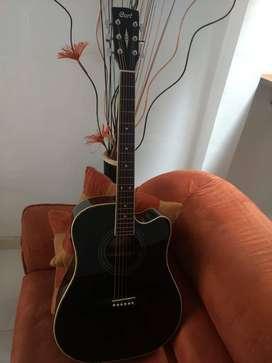 Guitarra Cort Electrico-acustica