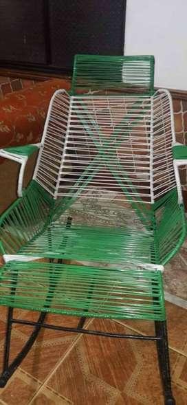 Se hace arreglos de toda clases de silla de mimbre