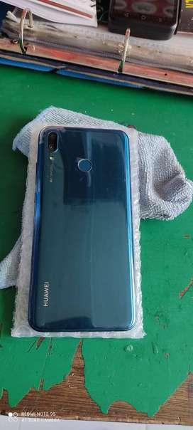 Carcasa celular Y9 2019 para repuestos sin display