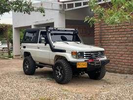 Se vende o permuta Toyota 4x4 3F 4.0 Gasolina