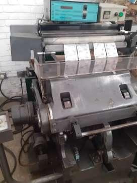 Troqueladora estampadora original