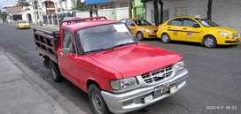 Chevrolet luv vendo x deuda