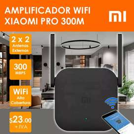 Repetidor wifi extender de señal amplificador marca Xiaomi internet accesos point.interruptores wiffi.cable de red quito