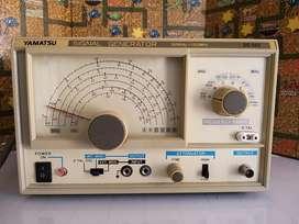 Vendo Generador de Señal Yamatsu SG-505 100Khz- 150Mhz Usado