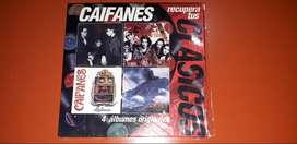 Caifanes - Recupera Tus Clásicos Box Set 4 Cds Ed Limitada