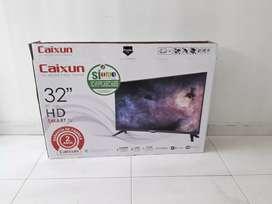 """Se venden tv caixun nuevo encajado con 2 años de garantia de 32"""""""