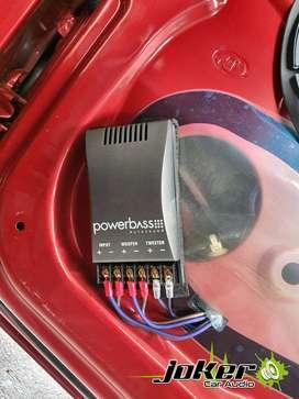 audio interno sail nuevo cambio de parlantes  & para todo tipo de carro