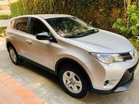 Toyota Rav 4, Motor 2.0, 2013, 74000 Km. Excelente Estado