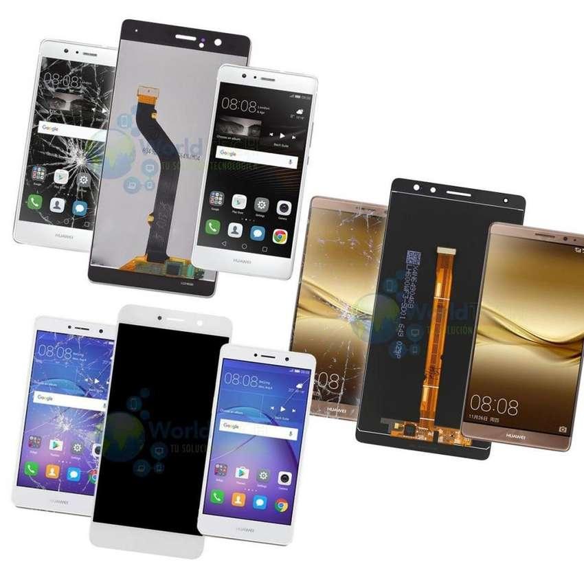 Display Pantalla Lcd Huawei Mate 9 Mate 9 Lite Nova Plus 0