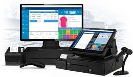 Sistema Pos Facturación Control de inventarios caja registradora