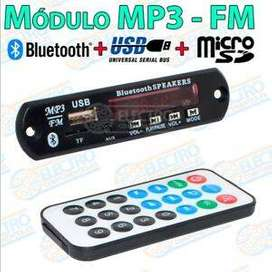 modulo mp3  bluetooth