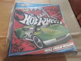 Rompecabezas Hotwheels SÚPER NUEVO