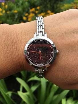 Lindo reloj de pulso