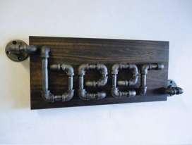 letrero de bar decoracion