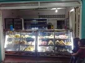 Se vende panadería con una producción diaria hasta de 2 bultos de harina, incluye ruta d venta d pan, precio negociable