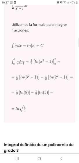 Clases de apoyo en matematica, física y química Todos los niveles  de apoyo, para el cbc de ingenieria en la UBA