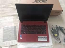 Notebook Acer Aspire 1 Intel Celeron N3350, 4GB RAM, 64GB eMMC, Intel HD Graphics 500