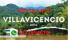 VENTA CASA VILLAVICENCIO(META) ECONOMICA