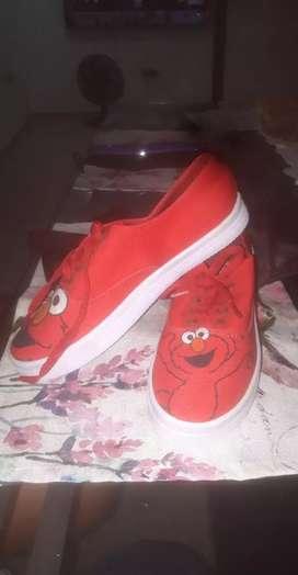 Zapatos elmo
