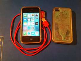 iPhone 4S liberado impecable