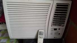 Aire de ventana de 8000 BTU a 110voltios