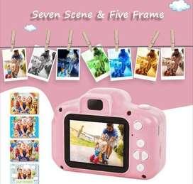 Set de Cámara de Fotos y video Digital Infantil