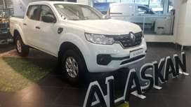 RENAULT ALASKAN 0km disponible en Mar del Plata