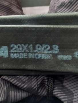Manguera neumático para rueda todo terreno rin 29 talla 29x1.9/2.3