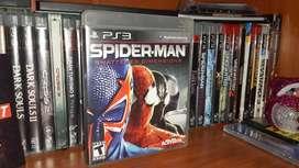 Spiderman Shattered Dimensions PlayStation 3 Coleccionistas Juegos