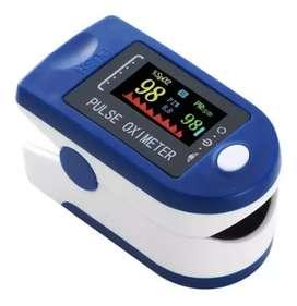 Pulsoximetro Oximetro Medidor de Oxígeno